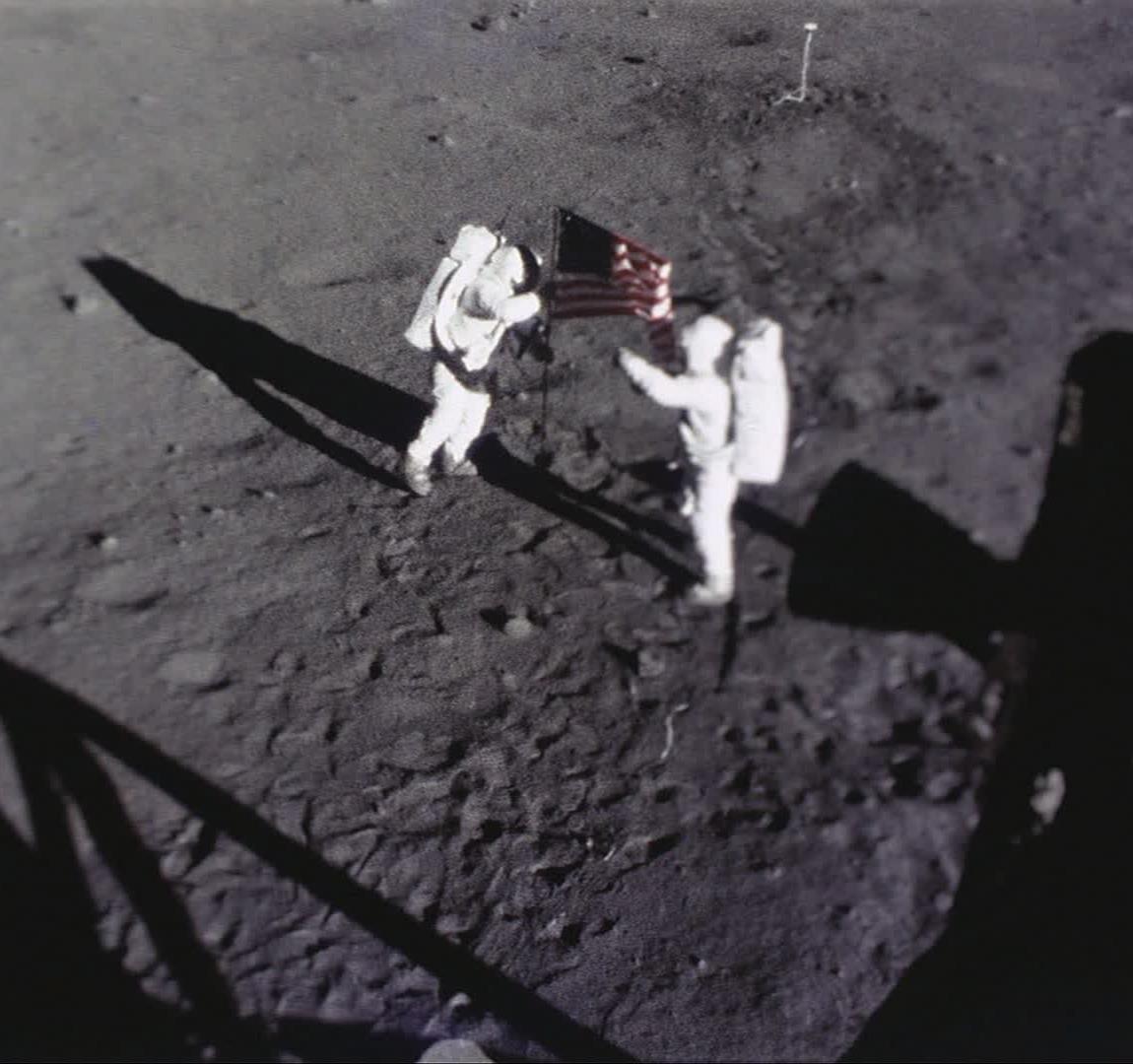 Stanley Kubrick fake moon landing conspiracy theory just won