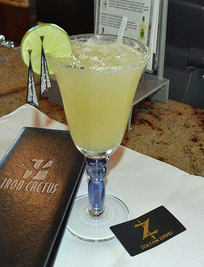 Iron Cactus restaurant in Austin, Texas is offering a $30,000 margarita for Valentine's Day. Photo: Iron Cactus Facebook
