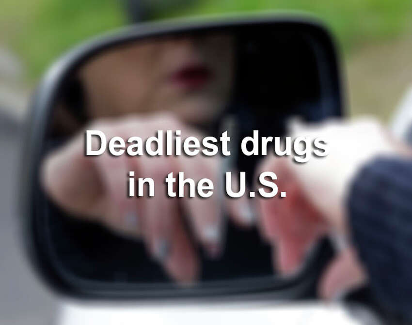 More than 515,000 people in the U.S. suffered deaths attributable to drug overdosing, smoking and alcohol poisoning, combined. Mortality rates, which are from the Center of Disease Control and the Health and Human Services, are calculated from the cause of death on death certificates. Click through the slideshow to see the deadliest drugs in the United States.