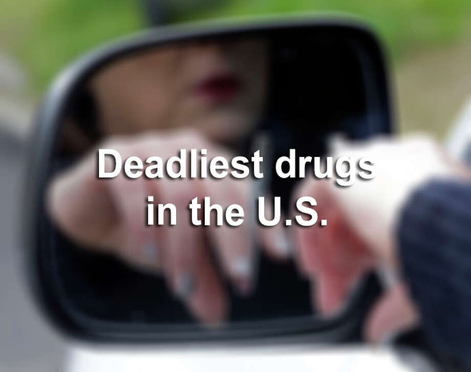 More than 515,000 people in the U.S. suffered deaths attributable to drug overdosing, smoking and alcohol poisoning, combined.Mortality rates, which are from the Center of Disease Control and the Health and Human Services, are calculated from the cause of death on death certificates.Click through the slideshow to see the deadliest drugs in the United States.  Photo: Dave Martin, AP Photo/Dave Martin, File / AP