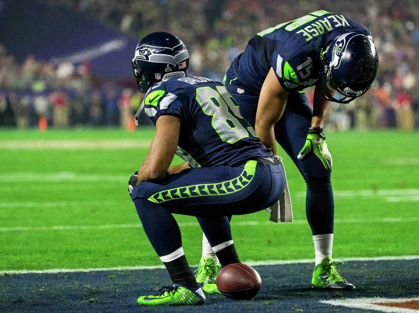 10) It's nice to know we'll go at least six months, until the Seahawks' first preseason game, without Doug Baldwin having an imaginary urge to go to the bathroom in the end zone. Which means it will also be six months until the next Darrell Bevell play call can be criticized -- plenty of time to finally realize that the offensive coordinator wanted to win the game worse than you did.