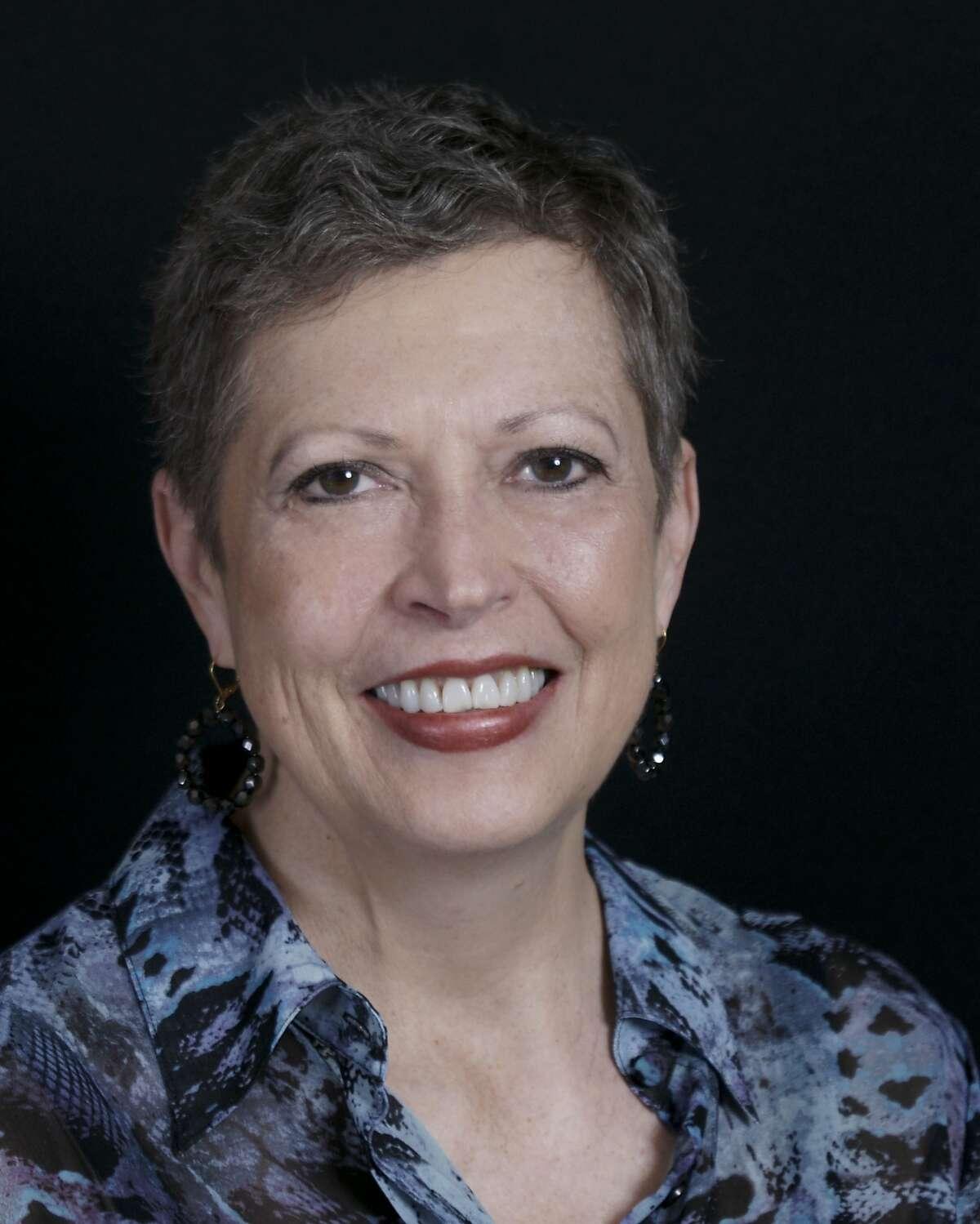 Lead plaintiff Christie White, a San Francisco woman diagnose with leukemia seven years ago. SONY DSC
