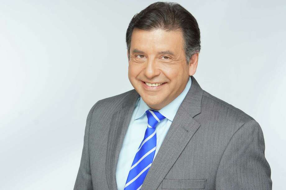 Weather vet Mike Hernandez will deliver the weekend forecasts on both stations. Photo: Courtesy Of WOAI-TV