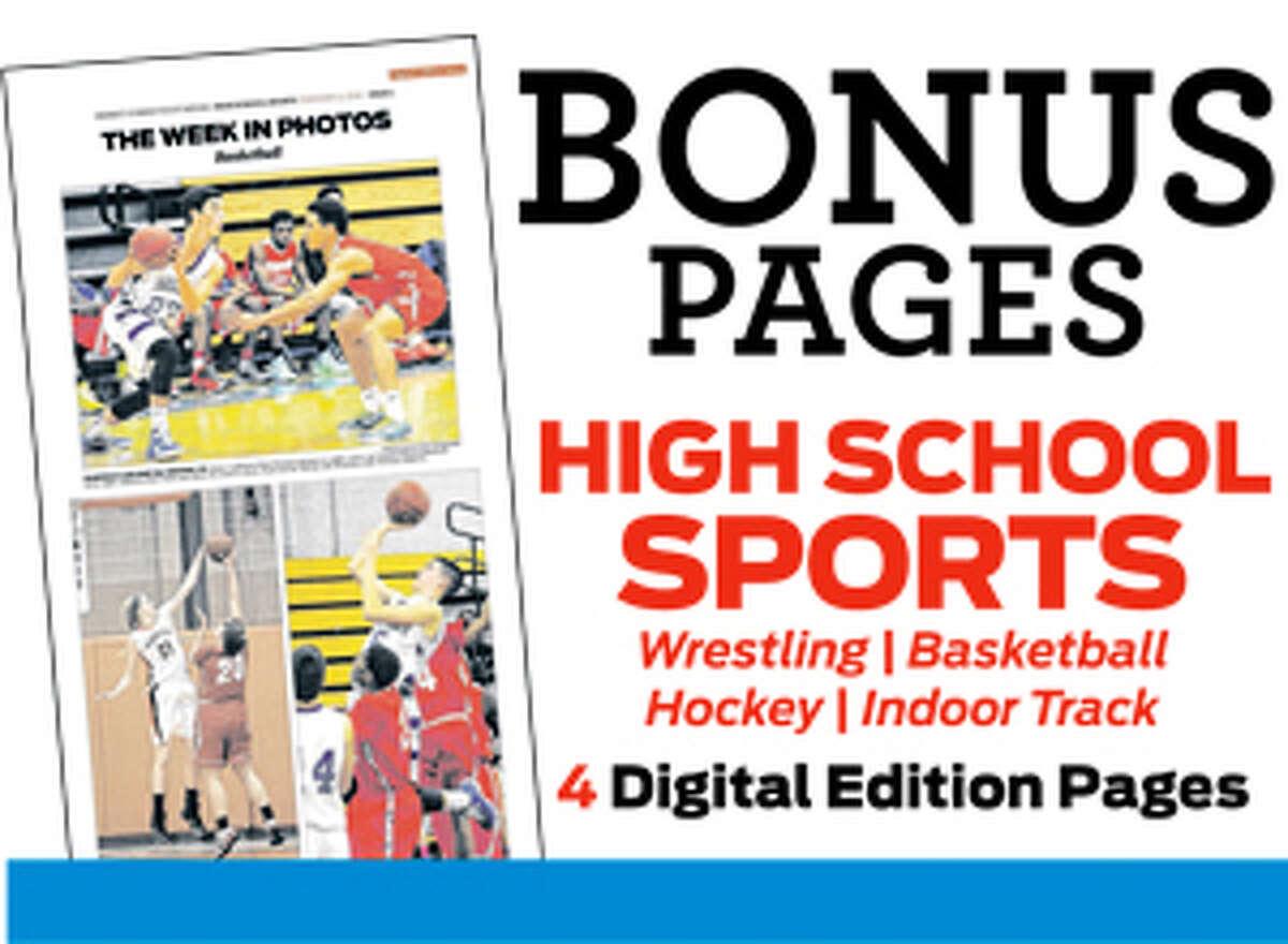 Digital Edition bonus sports pages / Print Promo E-Edition