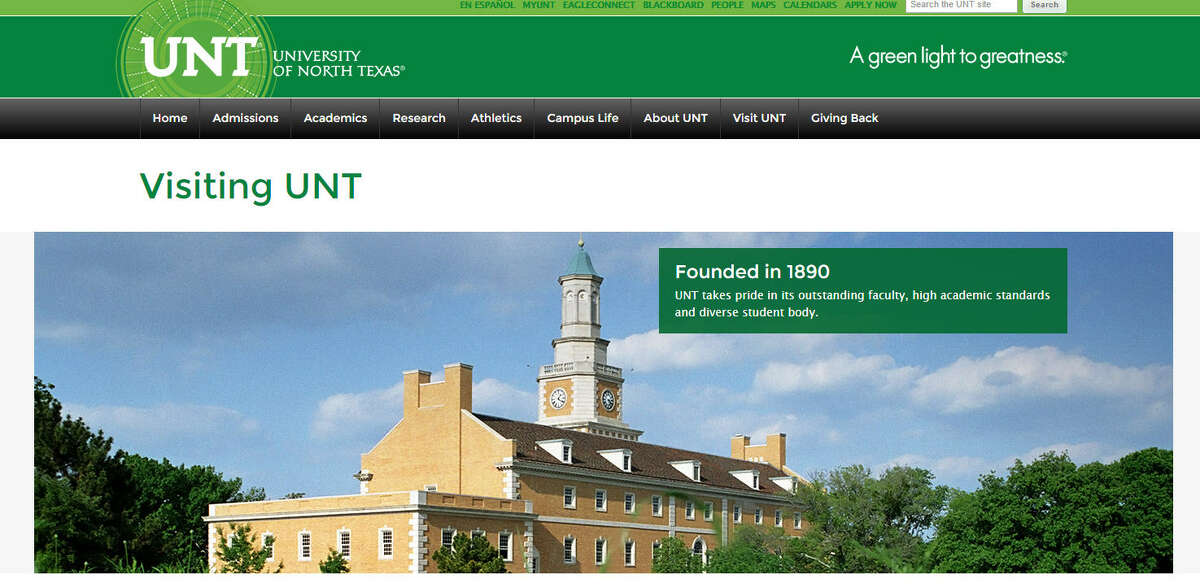 University of North Texas Proposed allocation: $37,563,802 Current allocation: $27,846,476