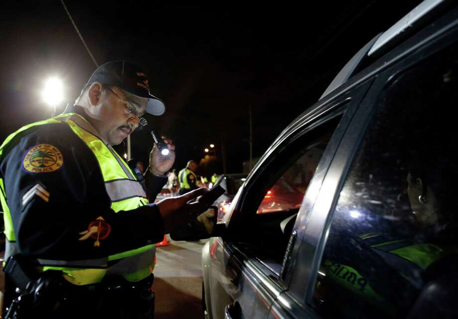 A CDC study found high rates of drunk driving in Texas and throughout the United States.  (AP Photo/Lynne Sladky) Photo: Lynne Sladky, STF / AP