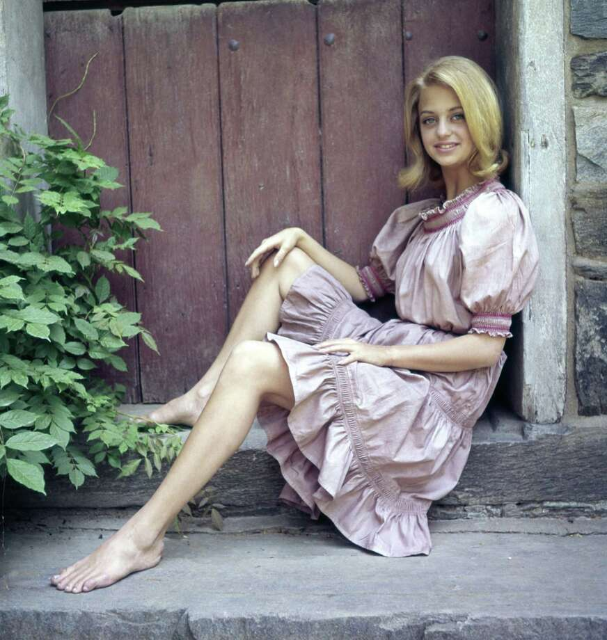 """Goldie Hawn started off her career as a dancer before switching to acting. At the age of 3, Hawn started taking ballet and tap lessons, and by age 10, she performed in the chorus of the Ballet Russe de Monte Carlo production of """"The Nutcracker."""" At 19, the young dancer began teaching ballet classes. Hawn is shown in a photograph taken in Washington D.C. on June 1964. Photo: Joseph Klipple, Getty Images / Archive Photos"""