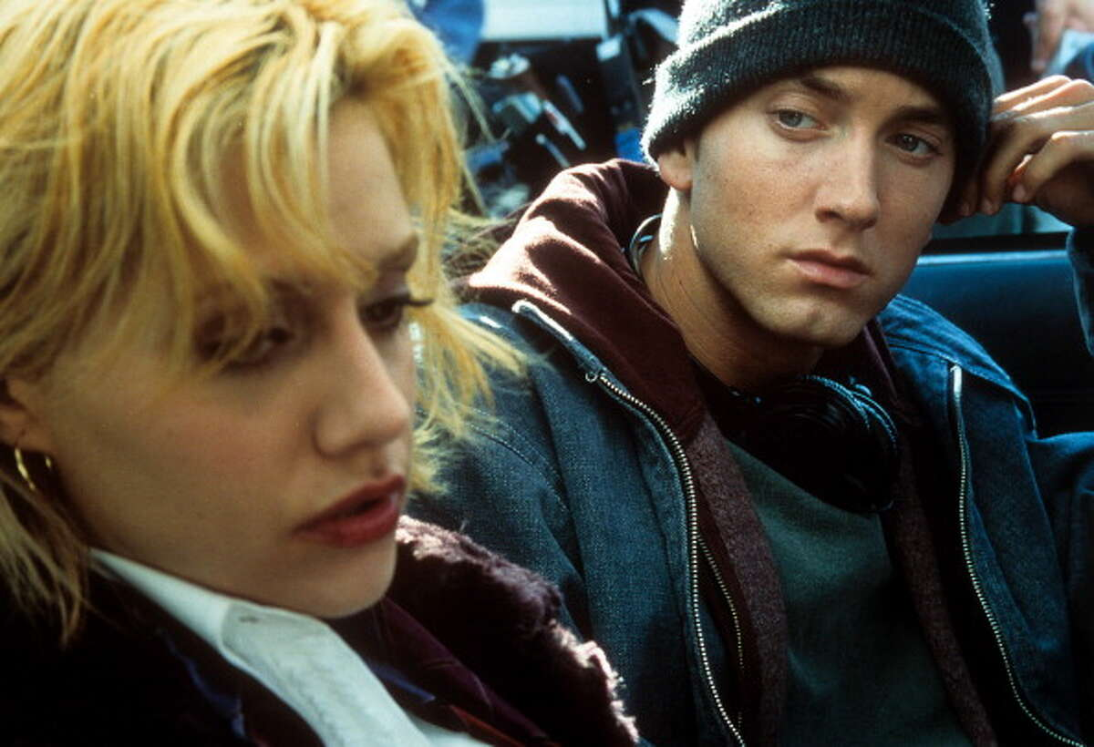 8 Mile (2002) Available on Netflix Dec. 1 A young rapper, struggling with every aspect of his life, wants to make it big but his friends and foes make this odyssey of rap harder than it may seem.