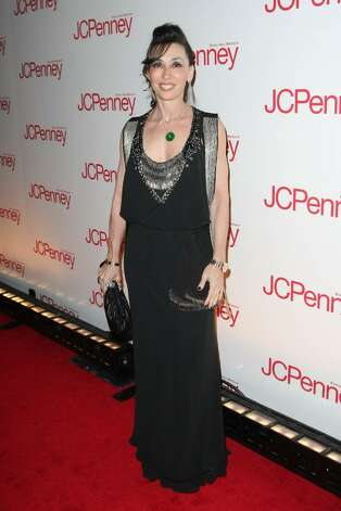 New York March 02 Michele Bohbot Attends The Jcpenney