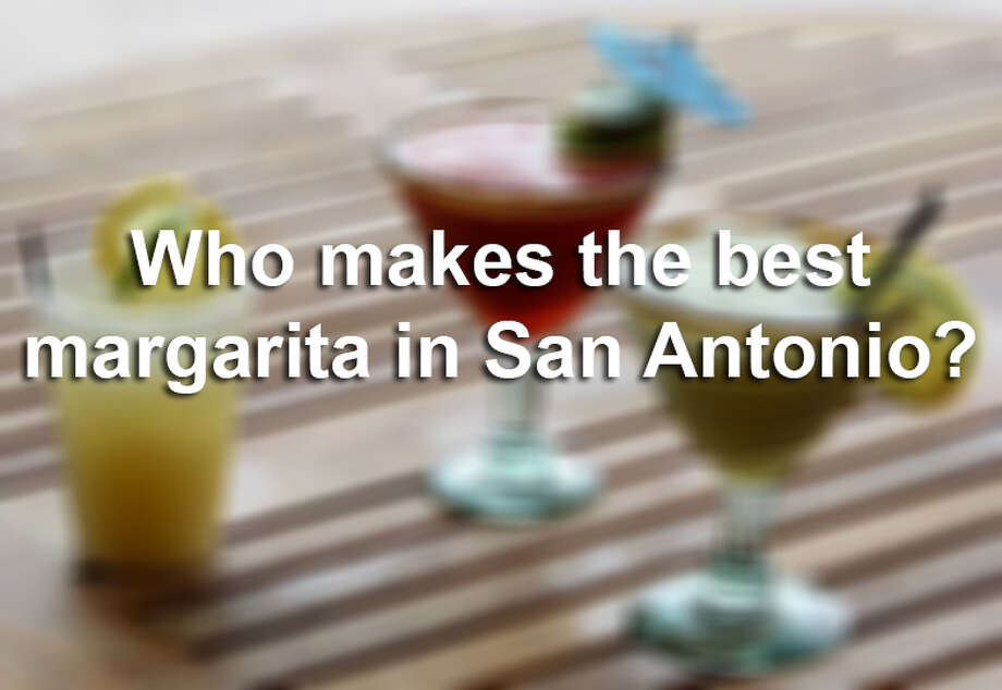 Here are some of the Express-News Taste team's favorite places in San Antonio to enjoy a margarita. Did we miss your favorite?