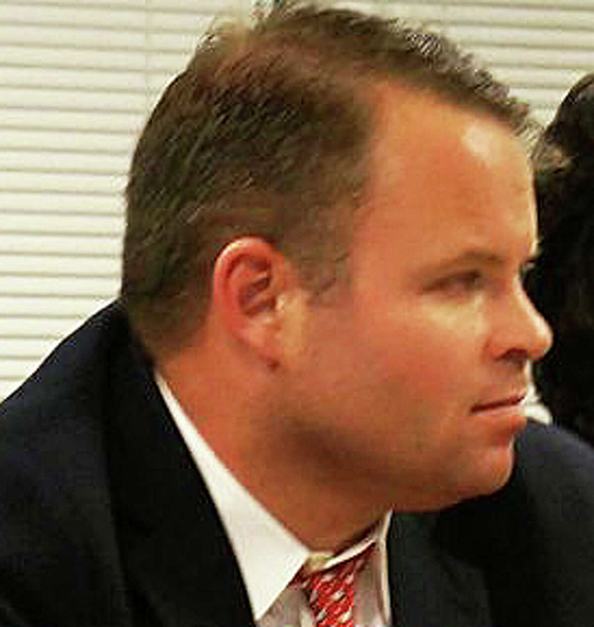 Chris Tymniak, a Republican member of the Representative Town Meeting, has announced that he plans to seek the GOP nomination for first selectman this year.