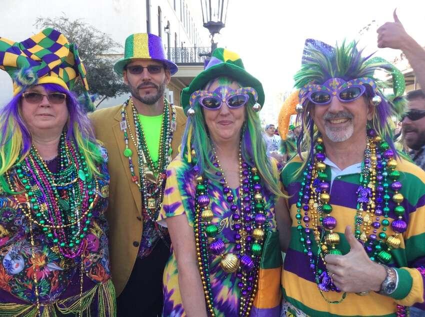 Feb. 22-March 5:Laissez les bon temps rouler duringMardi Gras in Galveston.
