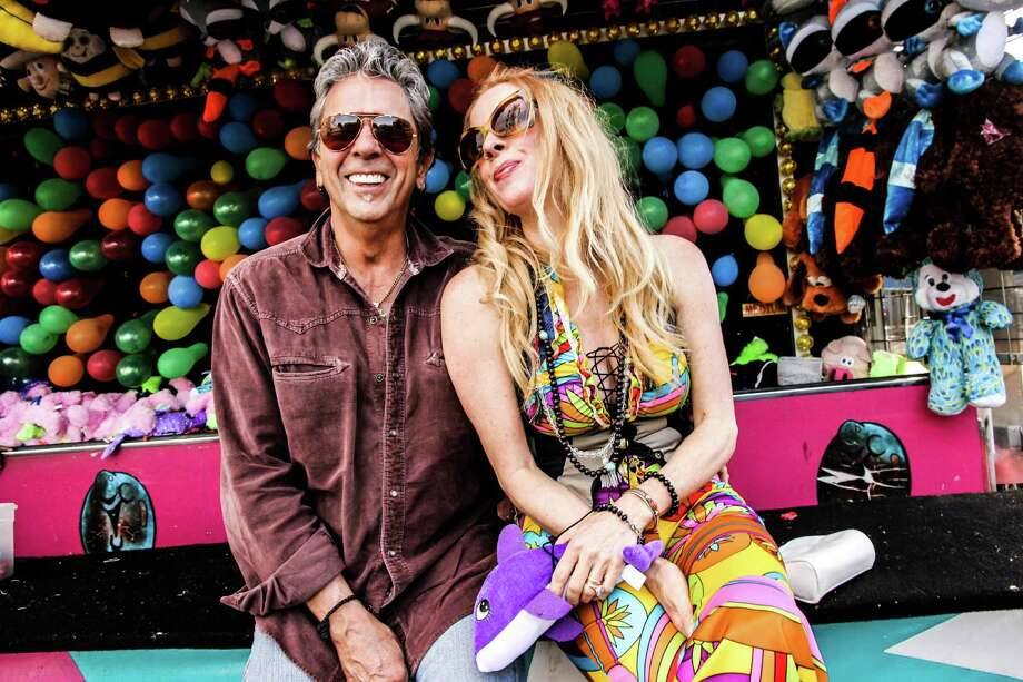 Bobby Whitlock and CoCo Carmel began collaborating in 2001. Photo: Todd V. Wolfson