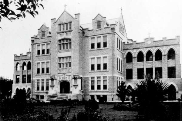 Ursuline Academy undated photo. Source: UTSA Libraries Special Collections