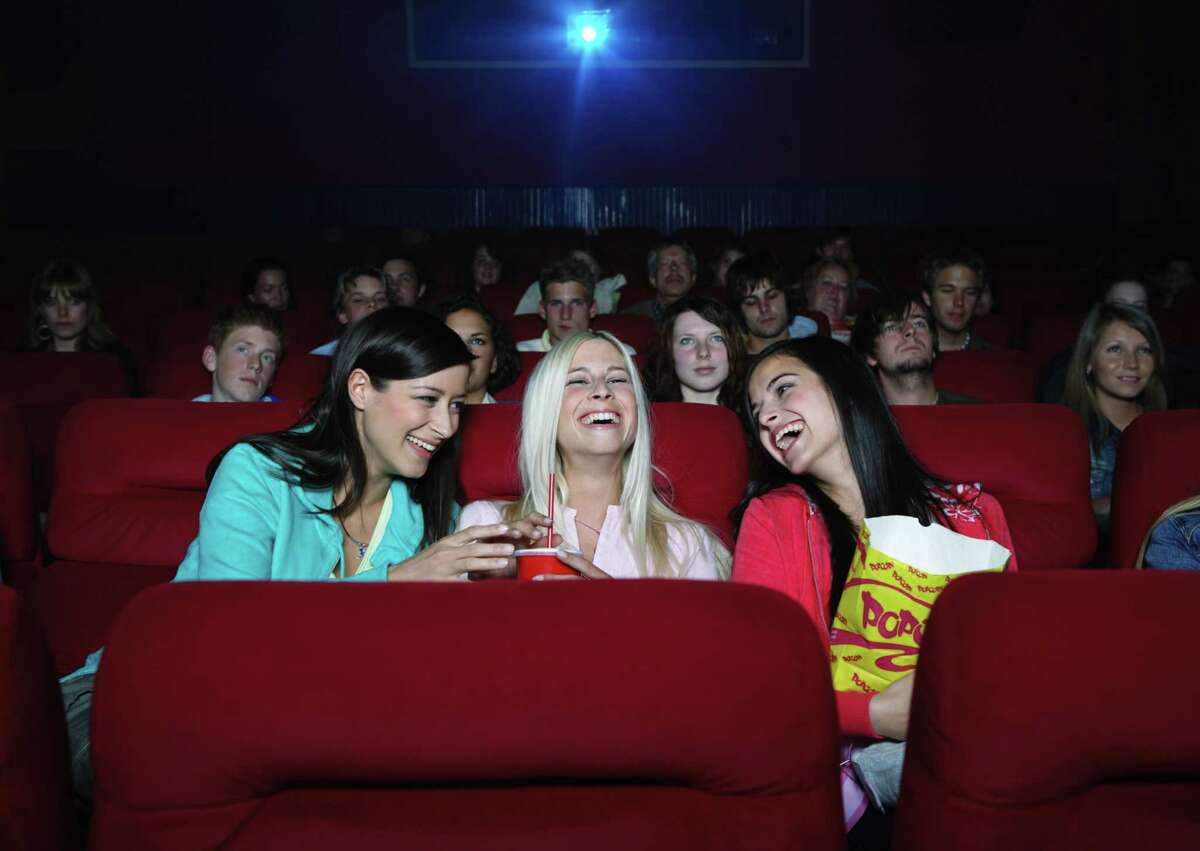 """""""I just got this for free!"""" Americans watch a lot of movies this time of year, and someone is going to eat popcorn left behind in the theater. We have to admit to this one from our younger days. You walk into a theater and sitting on a seat is a half-full $20 bucket of popcorn ... You wonder, How bad could it be? (Not to mention going to the theater with distant cousins and sharing the popcorn ... Because they're related, you just know they all washed their hands, especially the 10-year-old.)"""