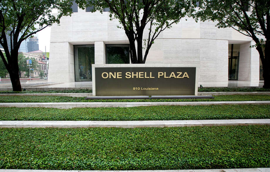 One Shell Plaza located at 910 Louisiana Monday, July 9, 2012, in Houston.