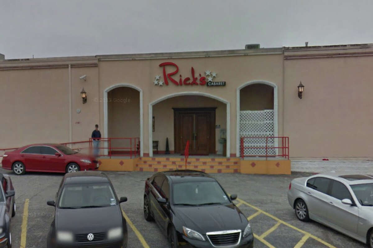 Rick's Cabaret San Antonio: 5418 Brewster St., San Antonio, Texas 78233Date: 05/08/2017 Score: 72Highlights: Drain flies seen behind bar, whole onion and tomatoes in the walk-in cold unit were covered in