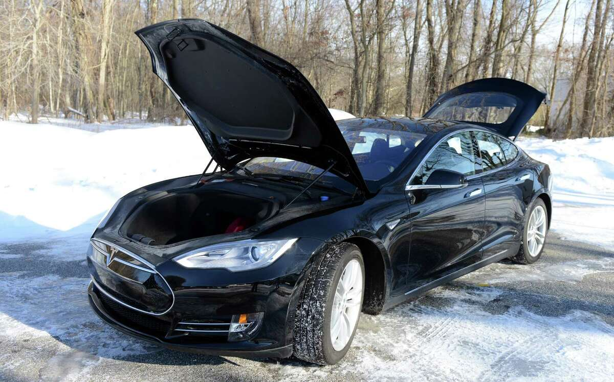 Stamford Number of electric cars registered: 578 Source: CT DMV