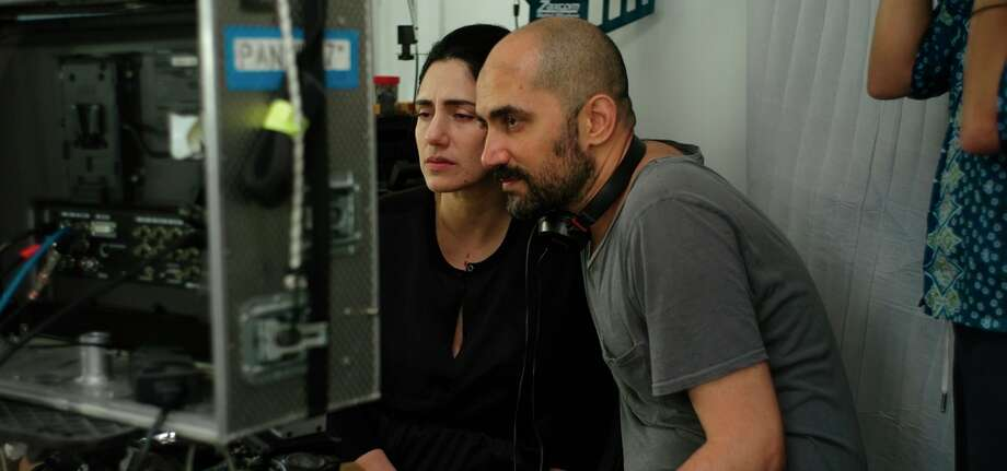 "Ronit and Shlomi Elkabetz, directors of ""Gett: The Trial of Viviane Amsalem."" The film is leading to a discussion of Israeli divorce law. Photo: Music Box Films / Music Box Films / ONLINE_YES"