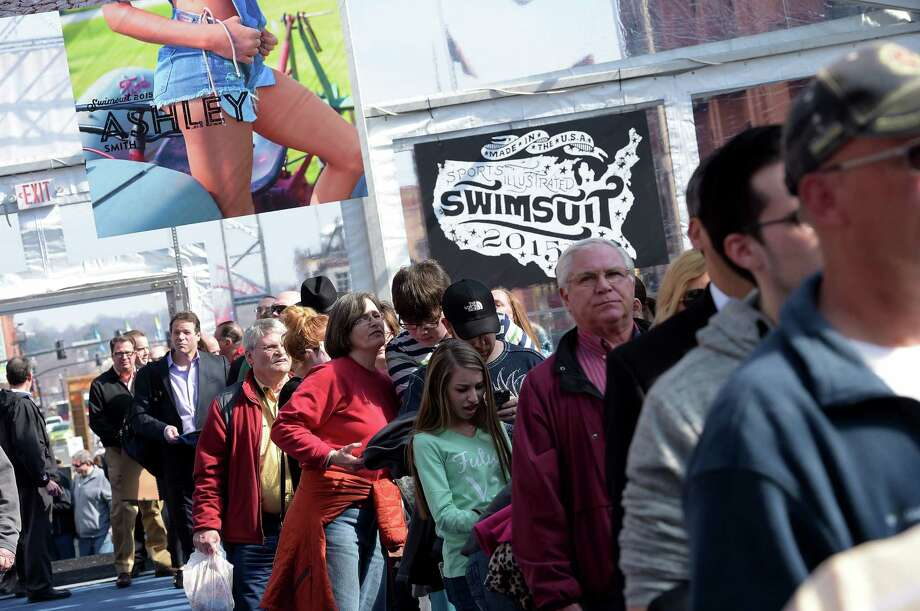 "Guests attend 2015 Sports Illustrated Swimsuit's ""Swimville"" Takes Over Nashville! on February 11, 2015 in Nashville, Tennessee.  Photo: Rick Diamond, (Credit Too Long, See Caption) / 2015 Getty Images"