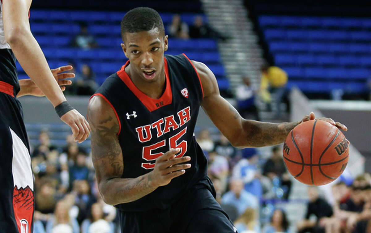 Utah's Delon Wright is the brother of former Warrior Dorell Wright.