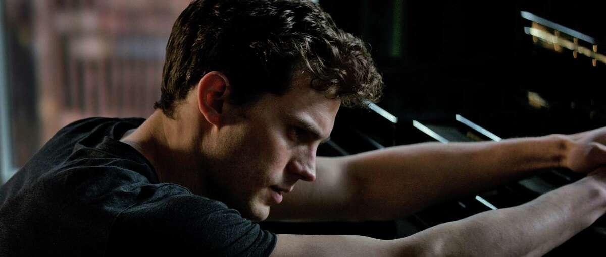 Jamie Dornan stars as billionaire entrepreneur Christian Grey in the phenomenon