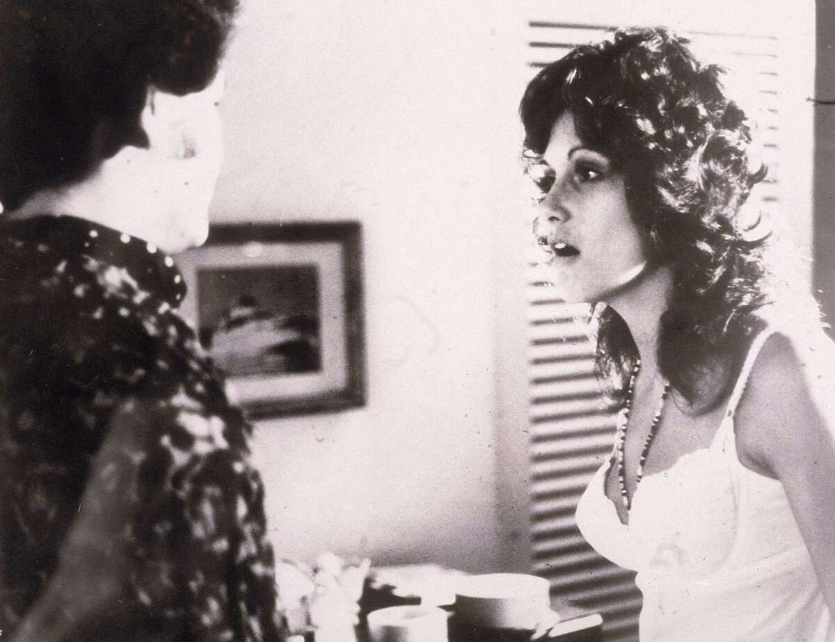 The 1972 movie told the tale of a woman who gives oral sex in order to receive sexual satisfaction because her clitoris is located in her throat. Footage of the movie was used as evidence during Richard C. Dexter's 6-day trial in the old Bexar County Courthouse in 1974.