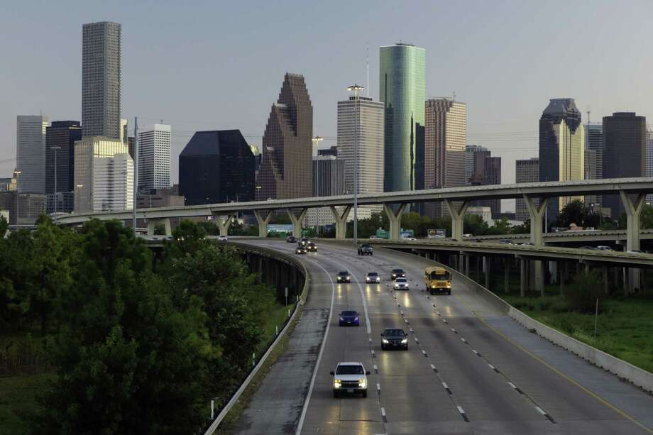 How well do you know Houston's skyline?These are Houston's 13 tallest skyscrapers. See if you can guess the tower from the facts about its construction, notable features and tenants.(Hint: We'll even put them in reverse-order of height to help you out.) Photo: Gavin Hellier, Getty Images / (c) Gavin Hellier