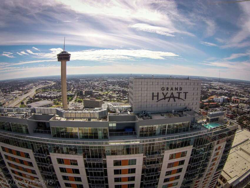 Local aerial videographer Adam Van Doos has captured some pretty sweet footage of what San Antonio looks like from the air. Van Doos, who shoots commercial video and photography for his company AVD Design, posts videos to YouTube and Vimeo under the name