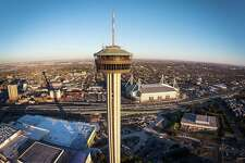 "Local aerial videographer Adam Van Doos has captured some pretty sweet footage of what San Antonio looks like from the air.  Van Doos, who shoots commercial video and photography for his company AVD Design, posts videos to YouTube and Vimeo under the name ""Atom Van Doos,"" pairing high-altitude views of the caverns of downtown San Antonio to bass-heavy dubstep."
