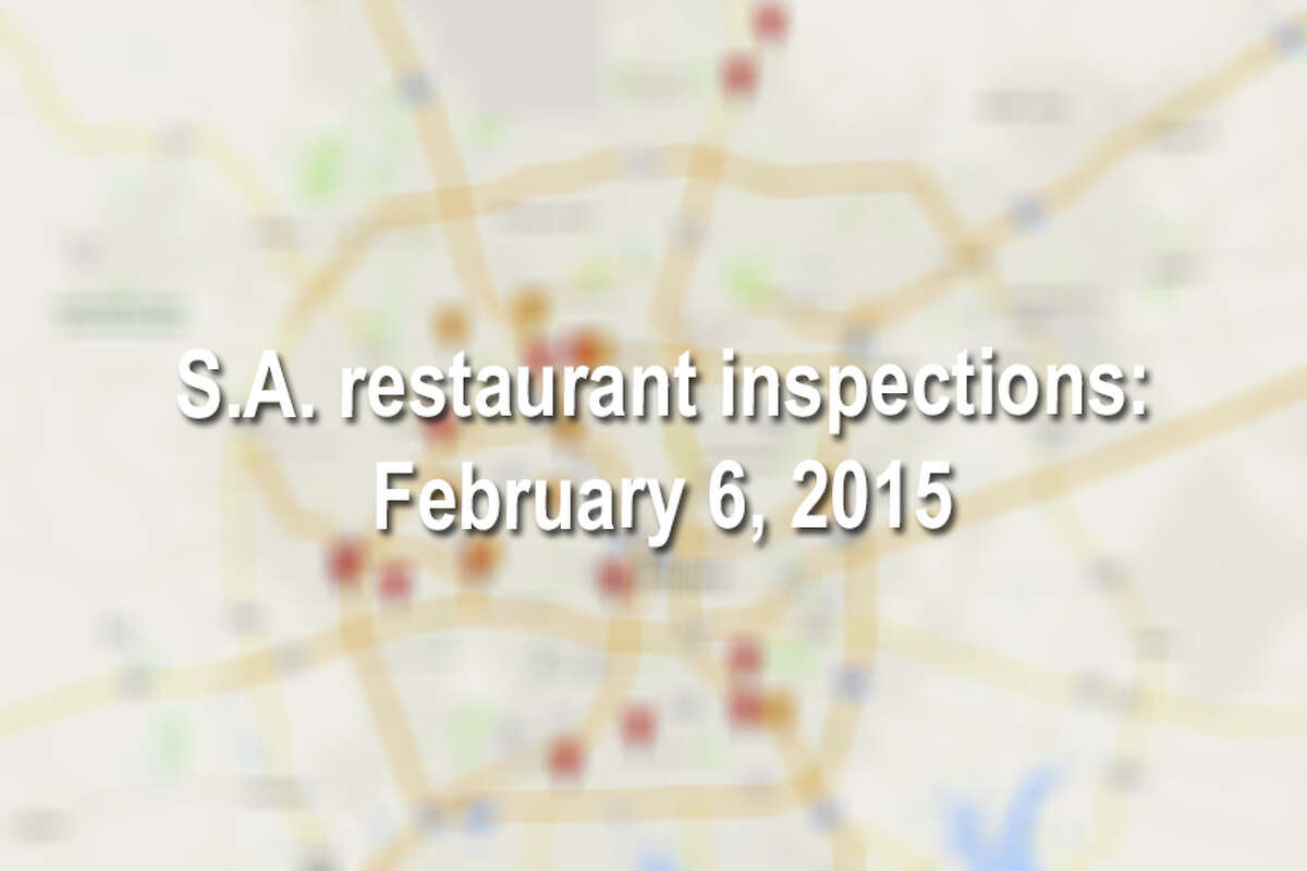 Click through the slideshow to see the restaurants who had 14 or more demerits in February.