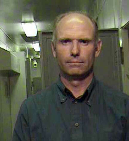 This photo released by the Texas Department of Public Safety shows Leroy Johnson Steed, 41,  who was arrested April 7, 2008 on charges of felony tampering with evidence in connection with the investigation at the Fundamentalist Church of Jesus Christ of Latter Day Saints near Eldorado, Texas. Photo: AP / Texas Department of Public Safet