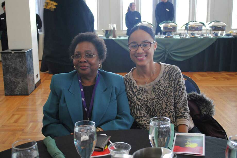Were you Seen at the University at Albany's 36th annual Dr. Martin Luther King Jr. Luncheon with guest speaker, journalist and author Toure', in the Campus Center Ballroom  on Thursday, Feb. 12, 2015? Photo: Michelle Checchi