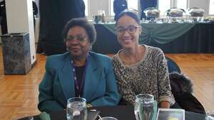 Were you Seen at the University at Albany's 36th annual Dr. Martin Luther King Jr. Luncheon with guest speaker, journalist and author Toure', in the Campus Center Ballroom  on Thursday, Feb. 12, 2015?