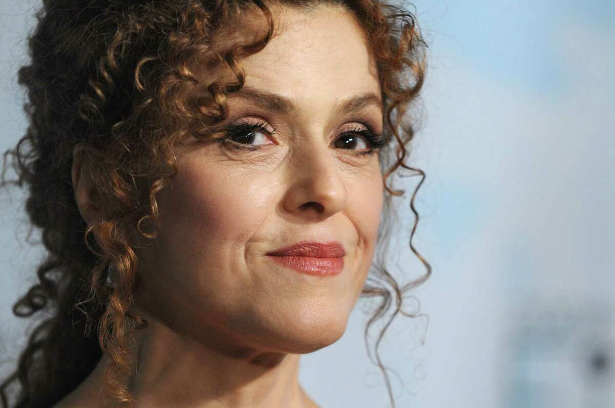 Actress Bernadette Peters arrives at the 36th Annual FIFI Awards hosted by the Fragrance Foundation, honoring the fragrance industry's creative achievements on Tuesday, May 20, 2008, in New York. (AP Photo/Peter Kramer)