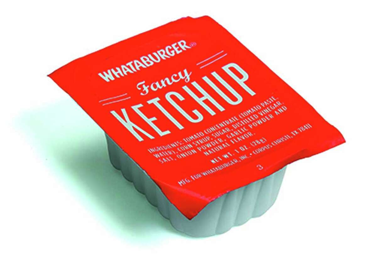 The Fancy Ketchup cup even has its own Facebook page.