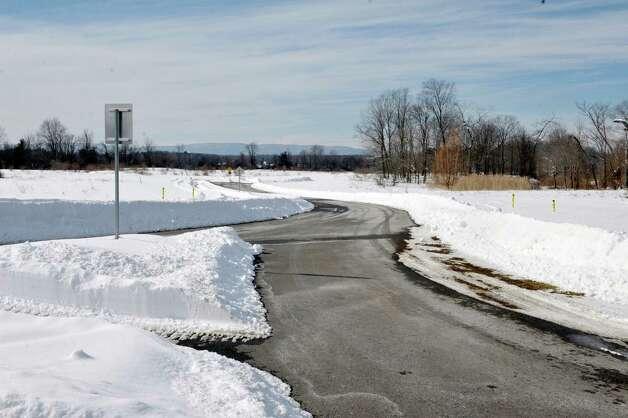 A view of the Vista Tech Park on Wednesday, Feb. 11, 2015, in Slingerlands, N.Y. (Paul Buckowski / Times Union) Photo: Paul Buckowski / 00030568A