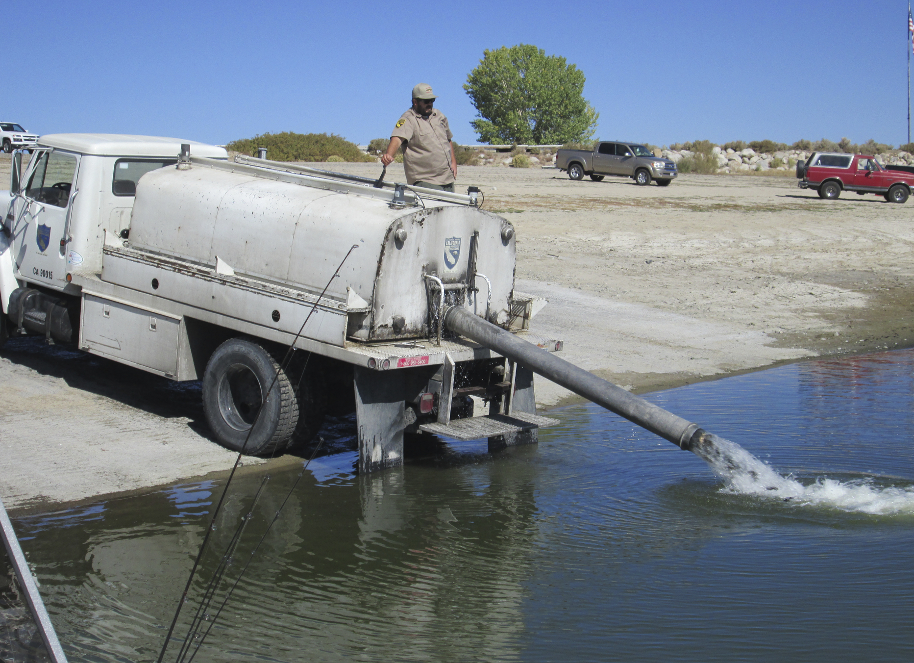 Outdoors court rules that trout stocking can continue for Fish hatchery jobs