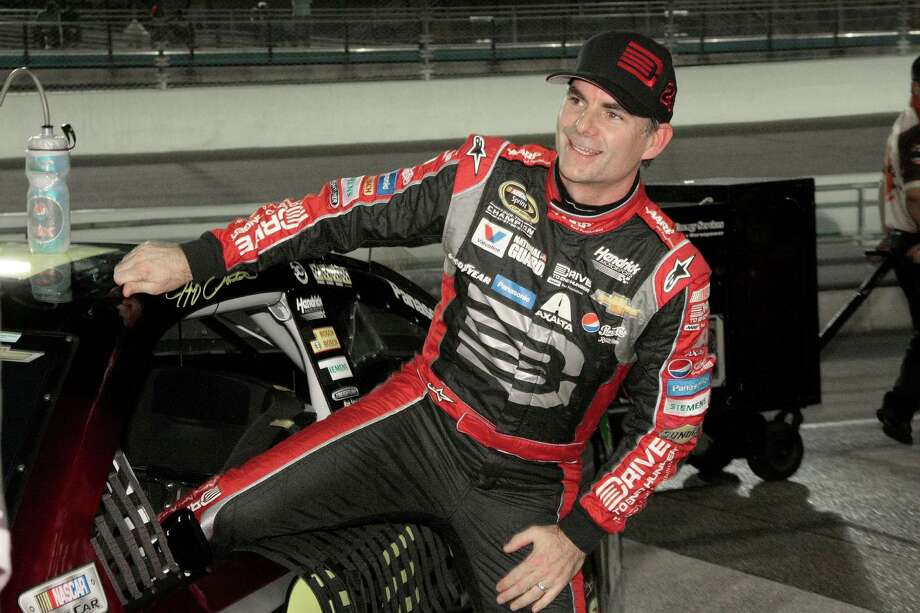 This will be the final Sprint Cup season for Jeff Gordon, and the driver of the No. 24 car says he doesn't want it to become one long tribute to him. Photo: Darryl Graham, FRE / FRE46422