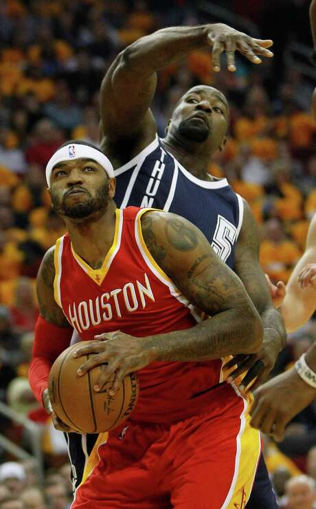 Josh Smith's value to the Rockets renders any debate over his acquisition pointless. Photo: Karen Warren, Staff / © 2015 Houston Chronicle