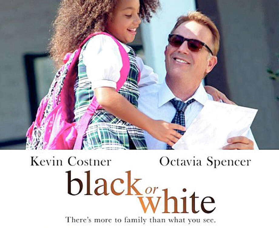 "Kevin Costner stars in the new movie, ""Black or White,"" about a grandparents' custody battle over a bi-racial girl. Photo: Contributed Photo / Westport News"