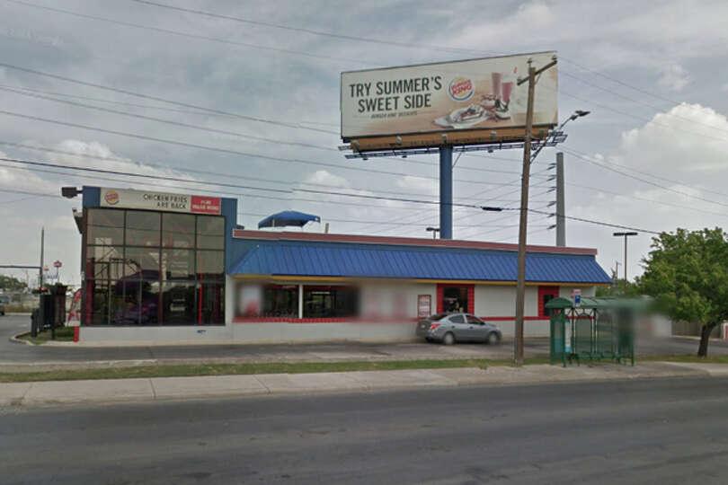 Burger King 4402 S New Braunfels San Antonio Tx
