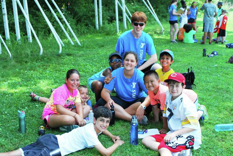 Registration for the New Canaan YMCAís 2015 summer camp programs begins February 23 at 9 a.m. at the Y. Photo: Contributed Photo / Greenwich Time Contributed