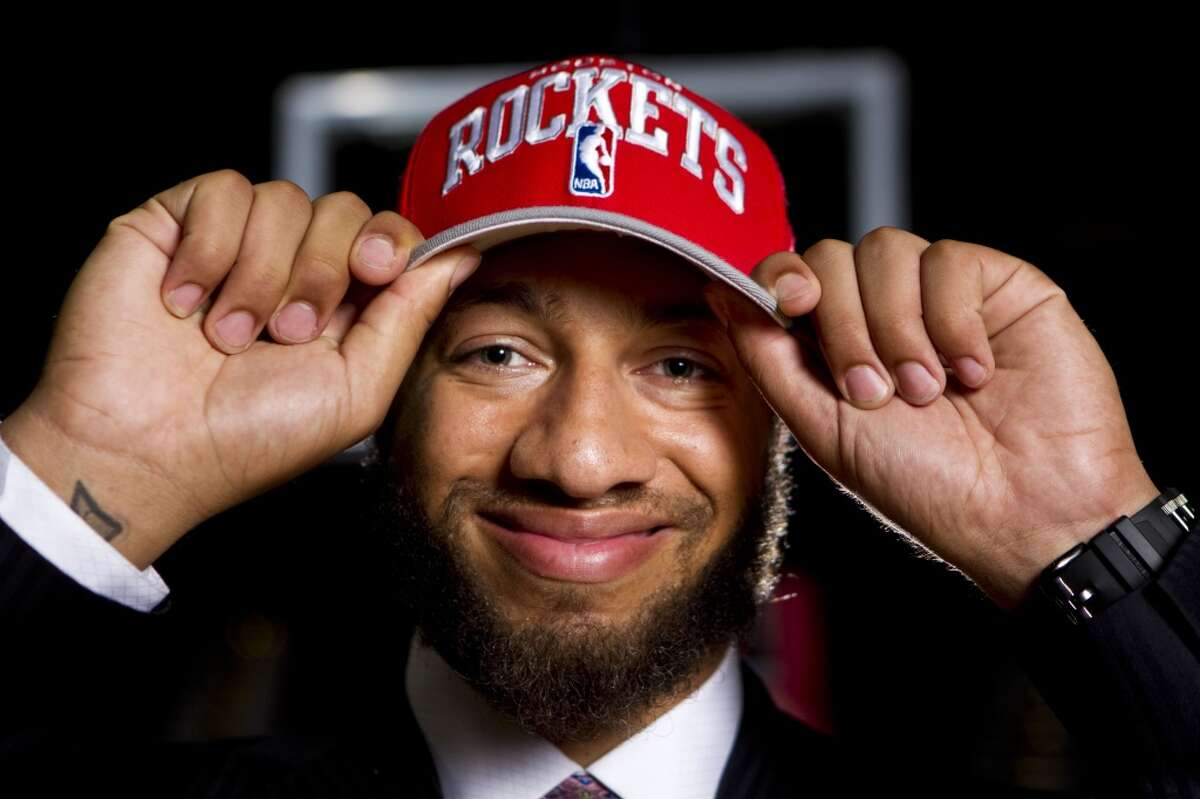 Royce White Drafted: 2006 NBA Draft; Round 1, Pick 16 College: Iowa State Years with the Rockets: 0 The Rockets used a first-round pick on this talented but troubled forward in 2012. Due to his anxiety issues and his disagreements with the team over how to best deal with them while playing in the NBA, White didn't appear in a Rockets' game during the 2012-13 season. The Rockets traded him to the 76ers in July 2013. >>>Click through to see the biggest NBA Draft busts and a few of the best draft picks in Houston Rockets history.