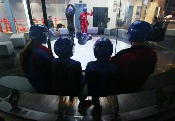 iFLY indoor skydiving facility offers free-falling fun