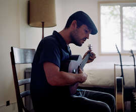 Indie-folk troubadour Gregory Alan Isakov will play at the Fillmore on Thursday, Feb. 19.