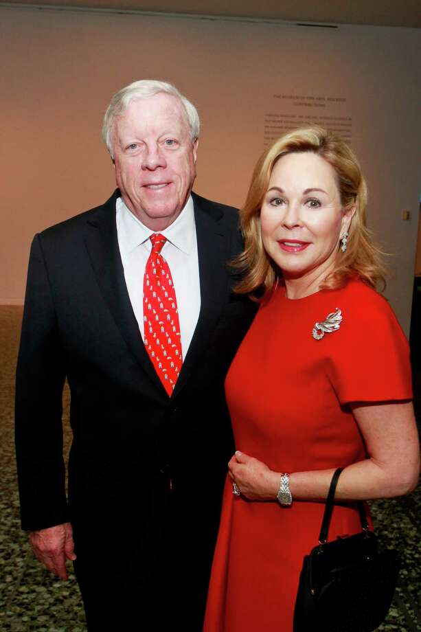 Rich and Nancy Kinder Photo: Gary Fountain, Freelance / Copyright 2015 by Gary Fountain