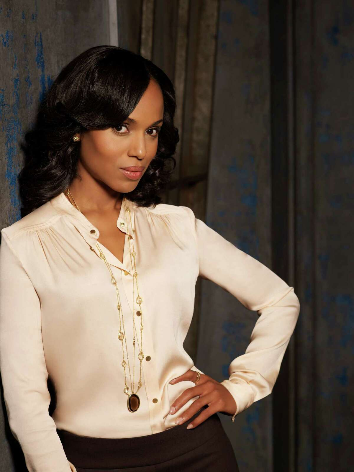 Olivia Pope Last season was one of the hardest on our favorite white-hat crusader. She's kidnapped, traumatized and auctioned off to terrorists. Her on-again-off-again relationship with both Fitz and Jake is mostly off and she gets duped by a one-night stand who turns out to have been working with her father. (Is there anything her dad won't do?)