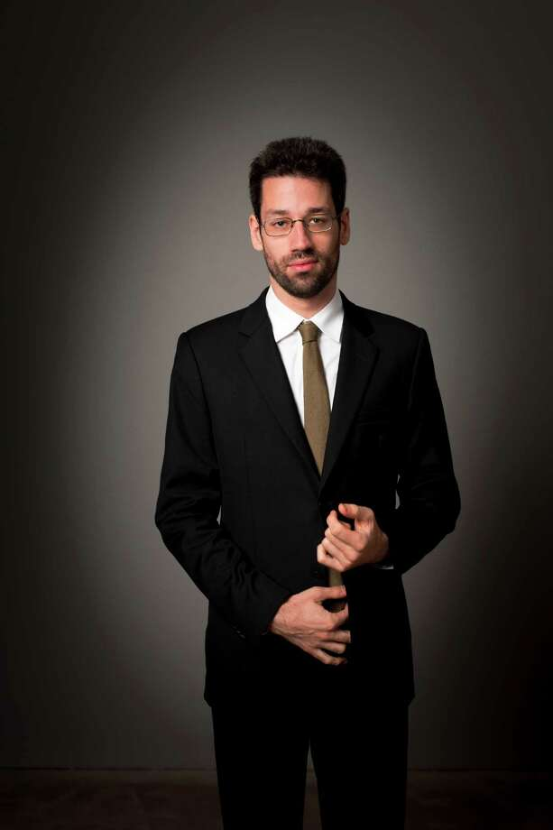Concert pianist Jonathan Biss. Photo: Benjamin Ealovega / ONLINE_YES