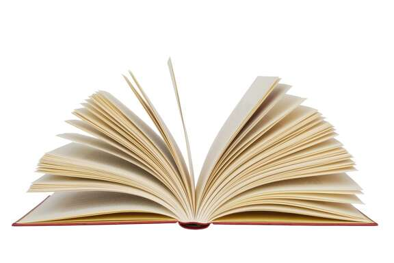 Isolated open book, book, education, pages, novel, library, cover, books, text, knowledge, encyclopedia, isolated, reading, open  (photo/fotolia)